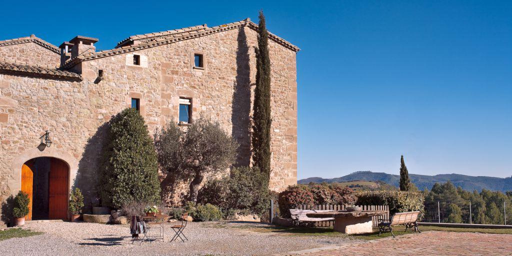 Hôtel La Garriga de Castelladral