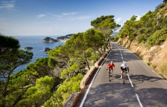 Cycling in the Costa Brava