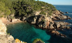 Hiking from Palamos to Begur
