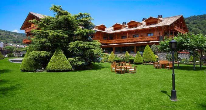 Los mejores hoteles en el pirineo catal n para familias con ni os blau verd hotels - Hotel en pirineo catalan ...