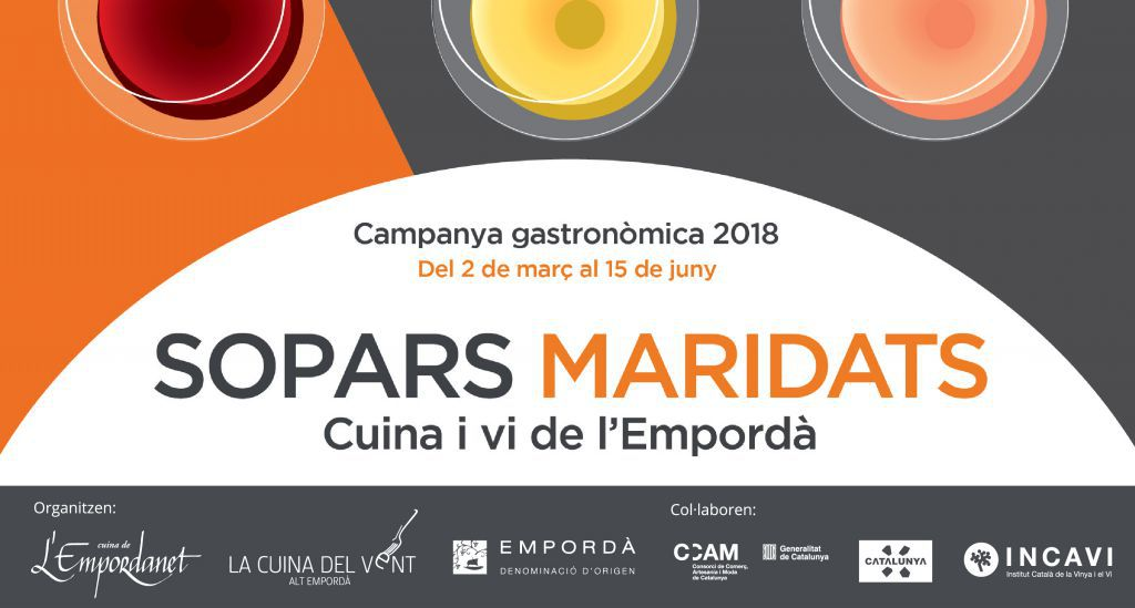 Sopars Maridats - Gastronomy Campaign